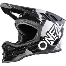 O'Neal Blade Polyacrylite Casco Delta, black/white